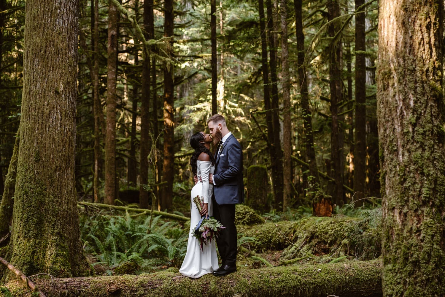 Olympic National Park Flowers Elopement Pack List