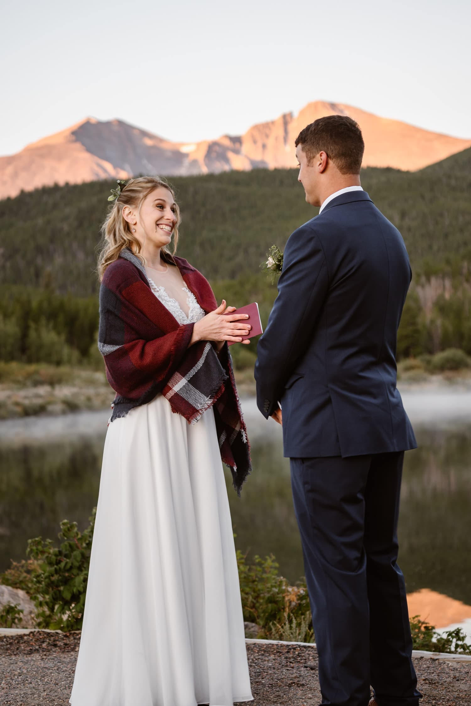 Rocky Mountain National Park Sunrise Elopement Pack List