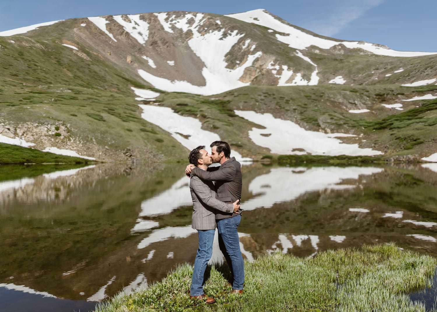 Colorado Elopement Locations LGBTQ