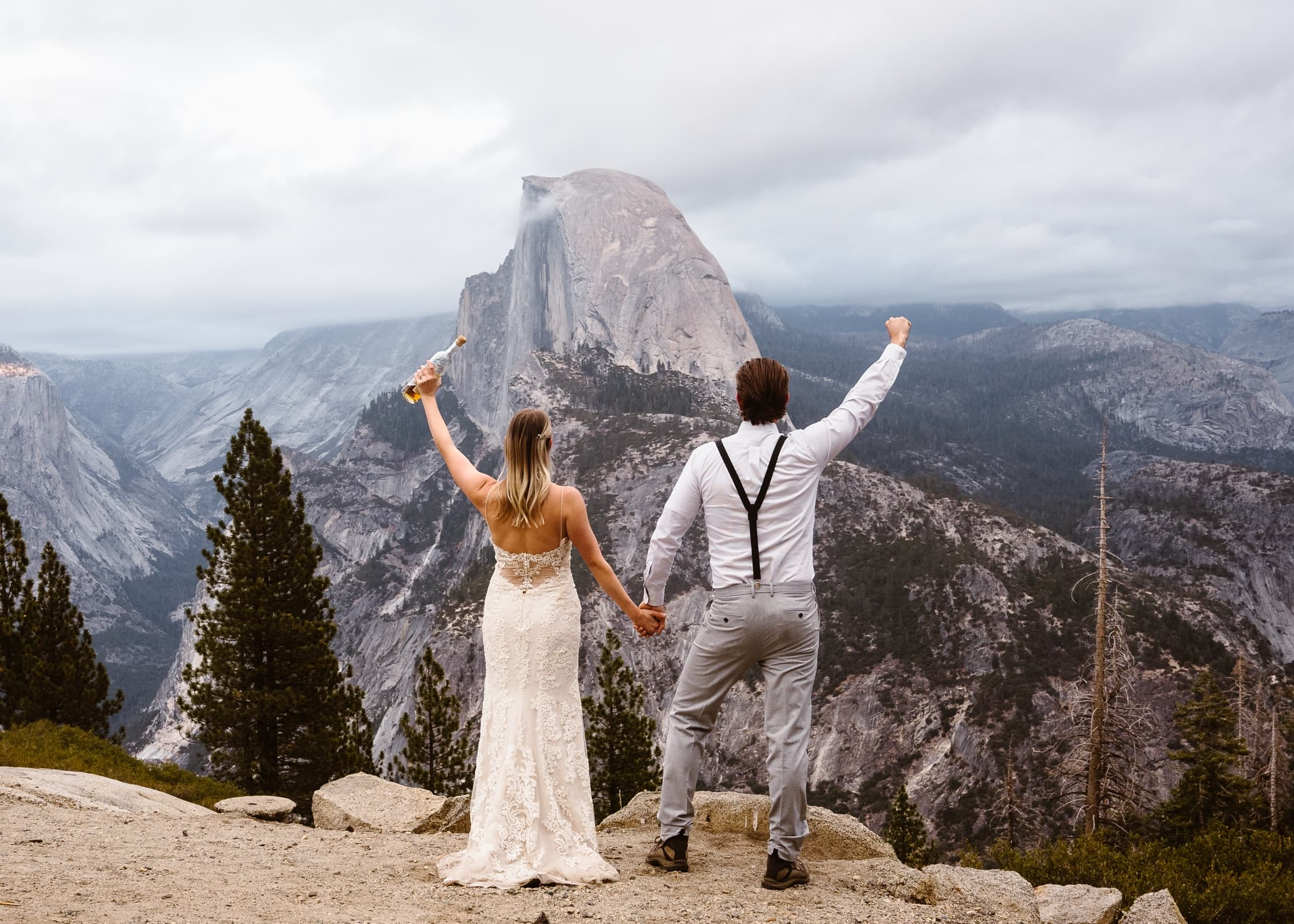 Yosemite National Park Elopement