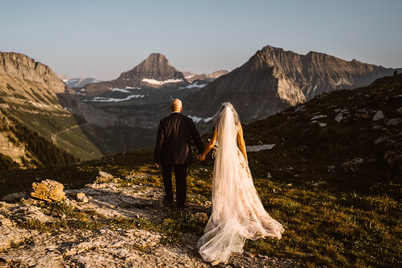 Glacier National Park Elopement Packages & Guide