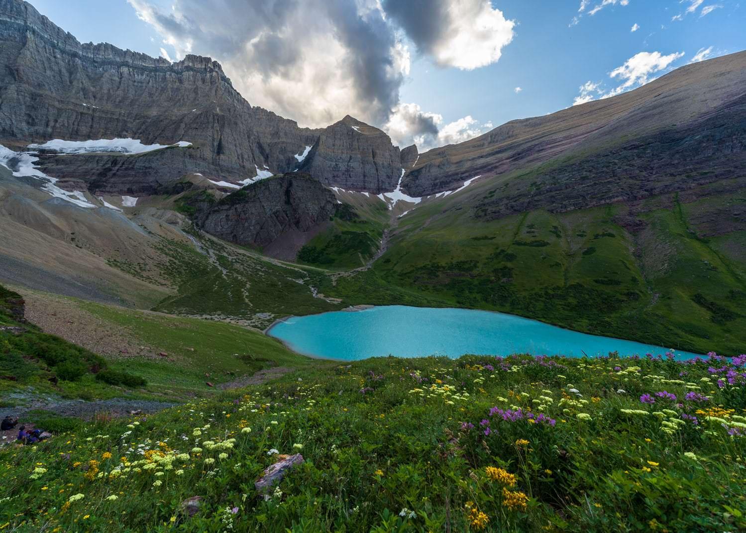 Cracker Lake Glacier National Park Elopement Guide & Packages