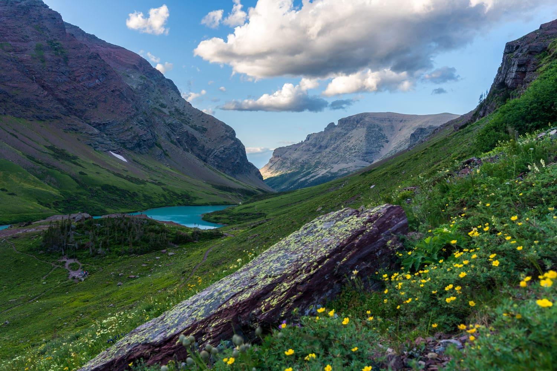 Grinnel Glacier Glacier National Park Elopement Guide & Packages