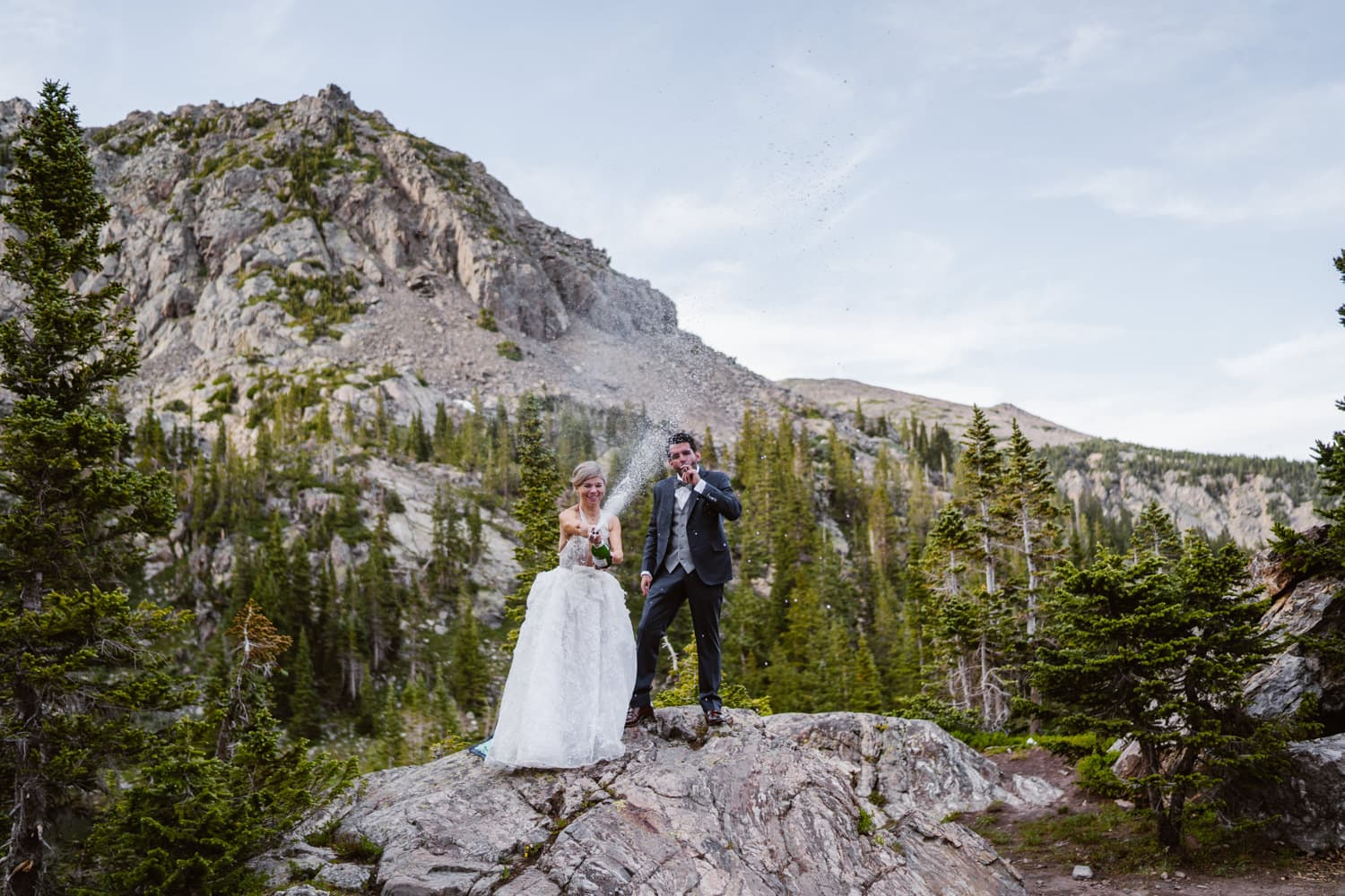 Best Places to Elope in Colorado Mountains