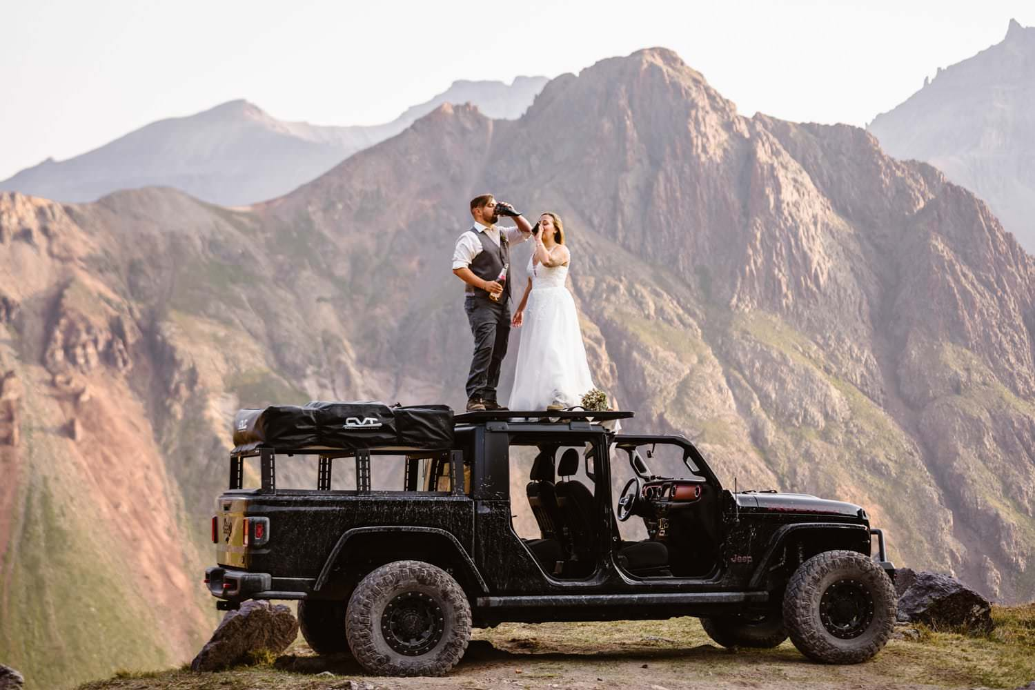 Top 10 Reasons Why You Should Elope Environmentally Friendly