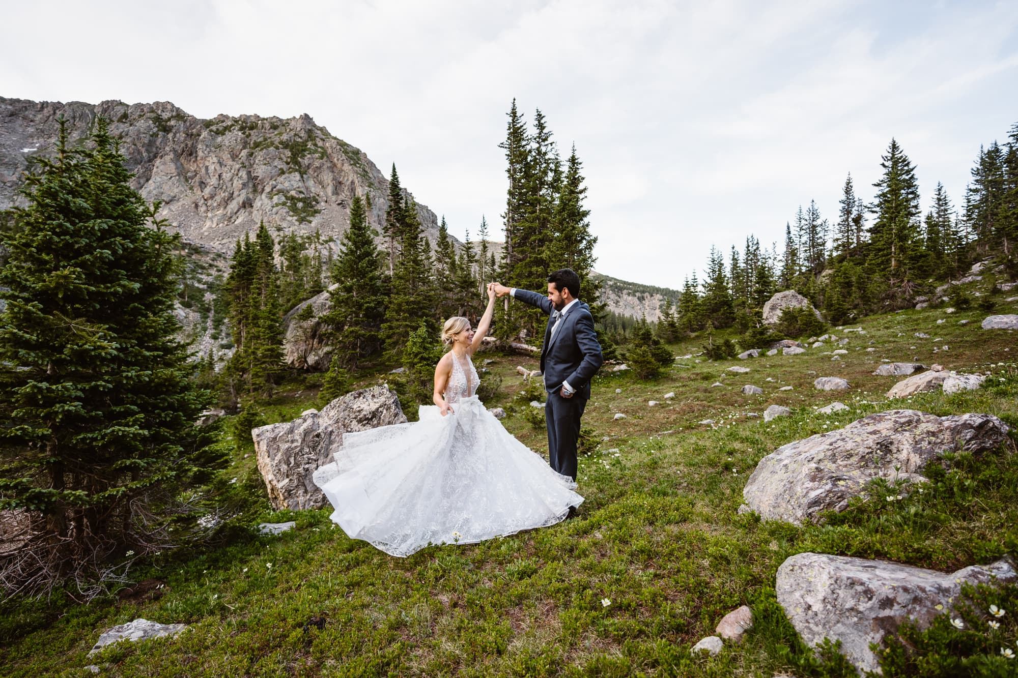 Vail Colorado Elopement